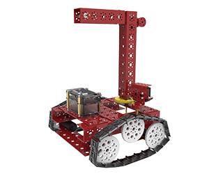 履带吊车机器人