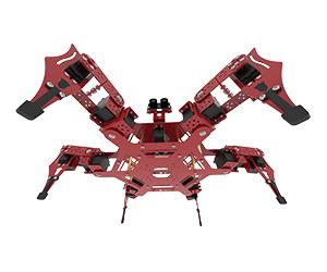 仿蜘蛛机器人