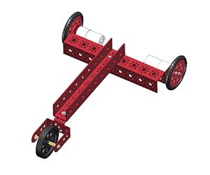 mini智能三轮车