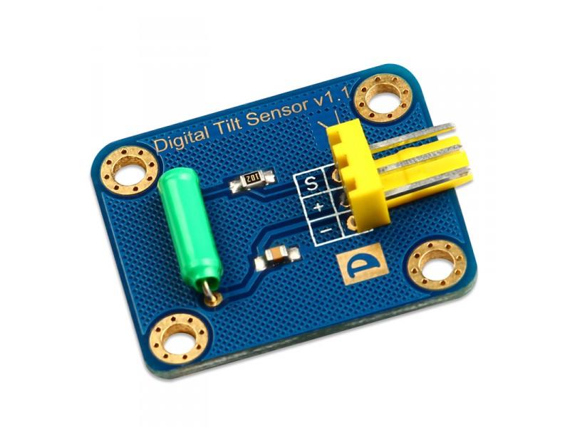 单向倾角传感器