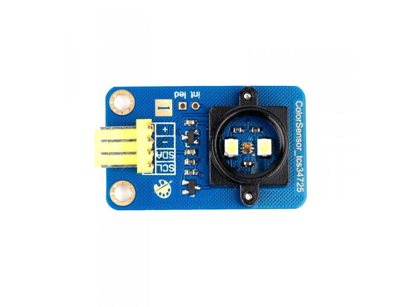 IIC颜色传感器
