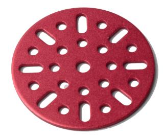 多功能铝合金圆板