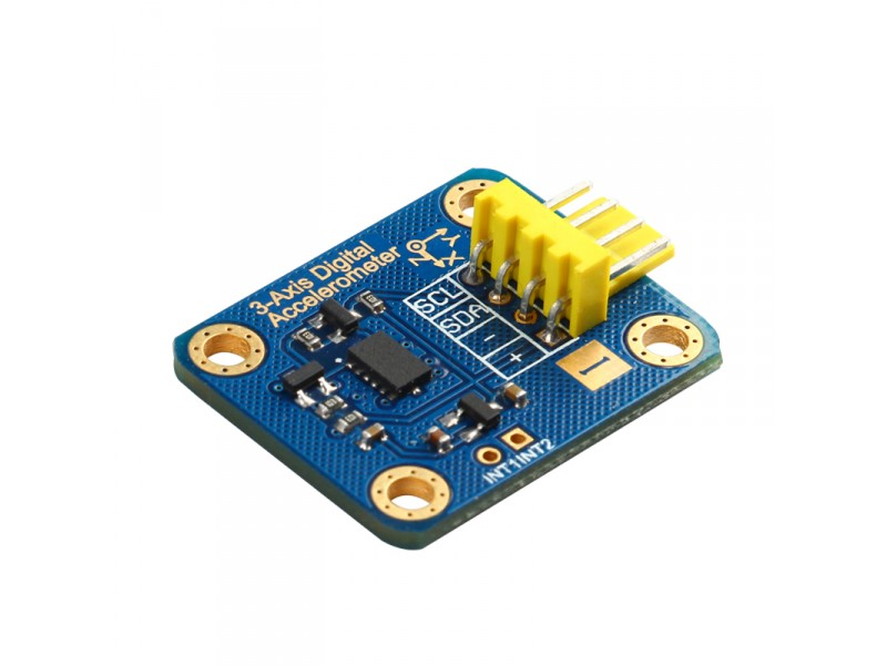 ADXL345 三轴加速度传感器